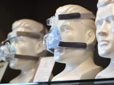 CPAP masks for sleep apnea